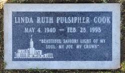 Linda Ruth <I>Pulsipher</I> Cook
