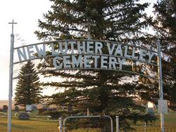 New Luther Valley Cemetery
