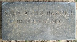 Anna <I>Wells</I> Barbour