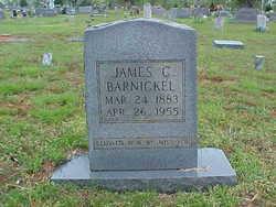 James Carson Barnickle