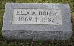 """Ellen Amelia """"Ella"""" <I>Kochensparger</I> Boley"""