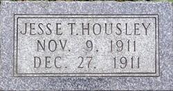 Jesse Thomas Housley