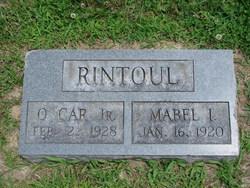 Mabel I Rintoul