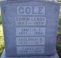 Edwin Leroy Cole