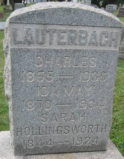 Sarah <I>McDermott</I> Hollingsworth