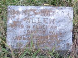 James Watson Allen