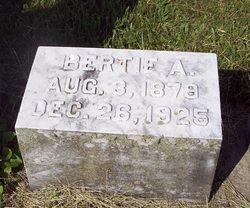 Bertie A. <I>Lippy</I> Ebaugh
