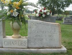 Catherine Josephine <I>Hosch</I> Charles