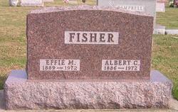 Effie Mae <I>Griswold</I> Fisher