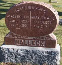 James Halleck