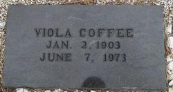Viola <I>Searcy</I> Coffee