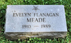 Evelyn <I>Flanagan</I> Meade