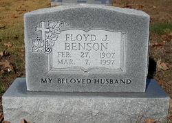 Floyd James 'Curly' Benson