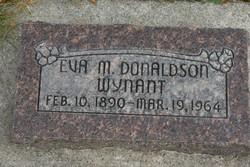 Eva May <I>Donaldson</I> Wynant