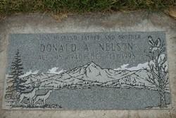 Donald Allen Nelson