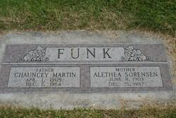 Alethea Lenor <I>Sorensen</I> Funk