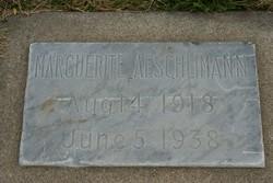 Marguerite Emma Aeschlimann