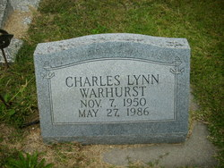 Charles Lynn Warhurst