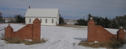 New Friedensberg Mennonite Cemetery