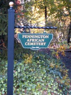 Pennington African Cemetery