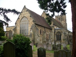 St Peter and St Paul Church