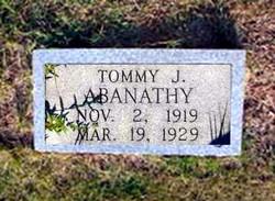 Tommy Jan Abanathy