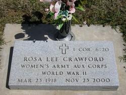 Rosa Lee Crawford