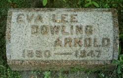 Eva Lee <I>Dowling</I> Arnold