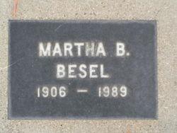 Martha Bertha Katharina <I>Reiff</I> Besel
