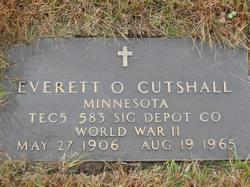 Everett Osmund Cutshall