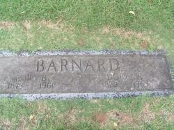 Dora A. <I>Rhines</I> Barnard