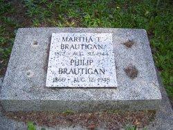 Martha T <I>Zimmerman</I> Brautigan