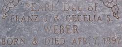 Elizabeth Pearl Weber