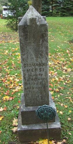 Giovanni Mersi