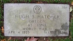 Hugh S Hatcher