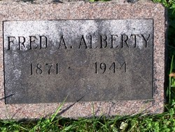 Fred Alberty