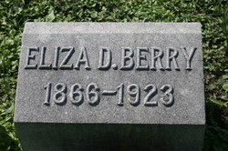 Elizabeth D. <I>Dulaney</I> Berry