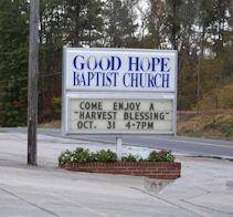 Good Hope Baptist Cemetery