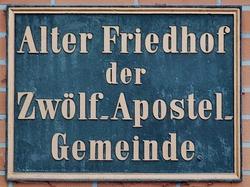 Alter Zwölf-Apostel-Kirchhof