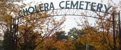 Cholera Cemetery