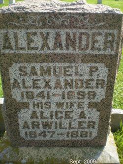 Samuel Phipps Alexander