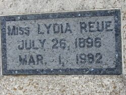 Lydia Sophie Reue