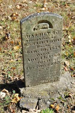 Harriet G. Irvine
