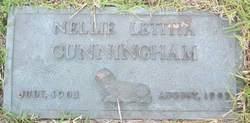 Nellie Letitia Cunningham