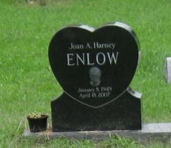 Joan A <I>Harney</I> Enlow