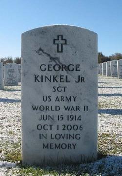 George Kinkel, Jr
