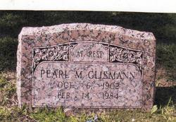 Pearl C. <I>Tankersley</I> Glissman