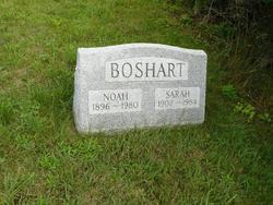 Sarah <I>Lichti</I> Boshart