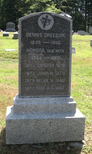 Nellie M. Creedon