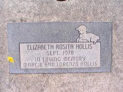 Elizabeth Rosita Hollis